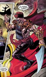Arabian Knight (OPEC) (Earth-616) from Black Panther Vol 4 15 0001