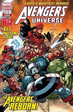 Avengers Universe (UK) Vol 1 1