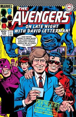 Avengers Vol 1 239