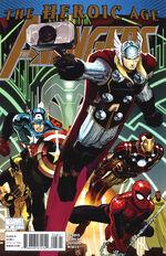 Avengers Vol 4 5