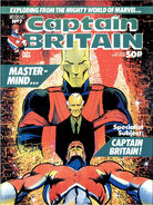 Captain Britain Vol 2 7