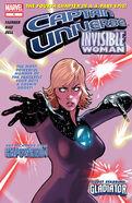 Captain Universe Invisible Woman Vol 1 1
