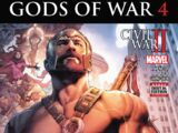 Civil War II: Gods of War Vol 1 4