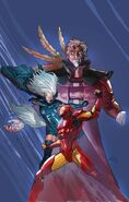 Contest of Champions Vol 1 1 Yu Variant Textless