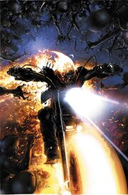 Damnation Johnny Blaze - Ghost Rider Vol 1 1 Textless