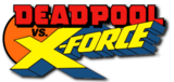 Deadpool vs X-Force (2014) Logo