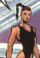 Delia (Earth-928) X-Men 2099 Vol 1 33