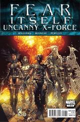 Fear Itself: Uncanny X-Force Vol 1 1