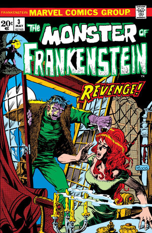 Frankenstein Vol 1 3