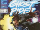 Ghost Rider Annual Vol 1 1