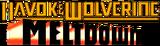 Havok and Wolverine Meltdown (1988) Logo
