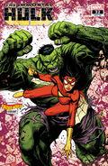 Immortal Hulk Vol 1 32 Spider-Woman Variant
