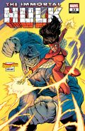 Immortal Hulk Vol 1 33 Spider-Woman Variant