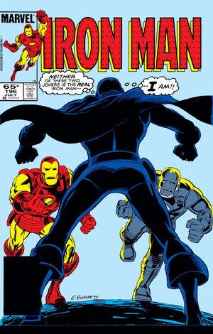 Iron Man Vol 1 196