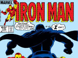 Iron Man Vol 1 196