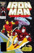 Iron Man Vol 1 215