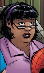 Janet from Spider-Man & the Secret Wars Vol 1 2 0001