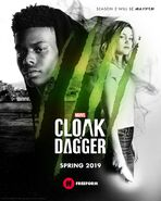 Marvel's Cloak & Dagger poster 005