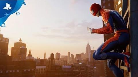 Marvel's Spider-Man – E3 2018 Show Floor Demo PS4