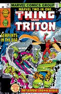 Marvel Two-In-One Vol 1 65