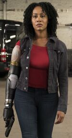Mercedes Knight (Earth-199999) from Marvel's Luke Cage Season 2 7 001