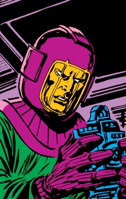 Nathaniel Richards (Kang) (Earth-Unknown)) from Avengers Vol 1 295 0001