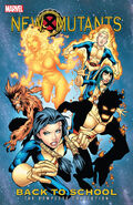 New Mutants Back To School - The Complete Collection Vol 1 1