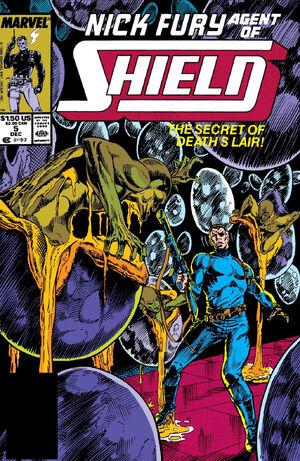 Nick Fury, Agent of S.H.I.E.L.D. Vol 3 5