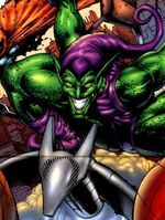 Norman Osborn (Earth-7642) from Spider-Man Badrock Vol 1 2 001