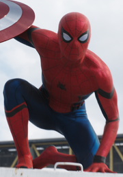 Peter Parker (Earth-199999) from Captain America Civil War 001