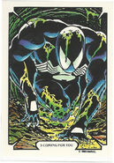 Peter Parker (Earth-616) from Mike Zeck (Trading Cards) 0001