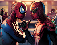 Peter Parker (Earth-TRN461) and Otto Octavius (Earth-TRN505) 001