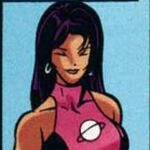 Psi-Girl (Earth-12772) from Spider-Boy Team-Up Vol 1 1 001