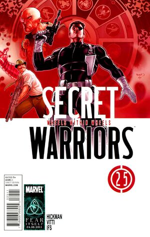 Secret Warriors Vol 1 25