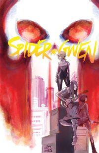 Spider-Gwen Vol 2 9 Textless