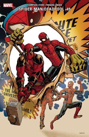 Spider-Man Deadpool Vol 1 49