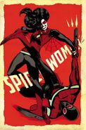 Spider-Woman Vol 6 7 Rodriguez Variant Textless