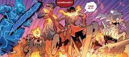 Spirits of Vengeance (Earth-15513) from Ghost Racers Vol 1 3 001