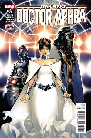 Star Wars Doctor Aphra Vol 1 9