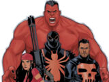 Thunderbolts (Red Hulk) (Earth-616)/Gallery