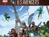 U.S.Avengers Vol 1 7