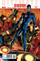 Ultimate Comics Doom Vol 1 4