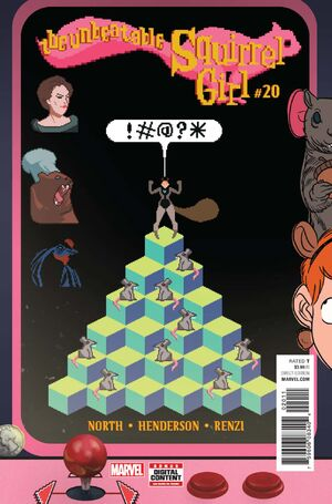 Unbeatable Squirrel Girl Vol 2 20