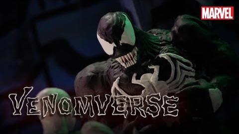 Venom and Poison Spider-Man face off in the VENOMVERSE -- Part 5