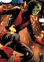 Victor Borkowski (Age of X-Man) (Earth-616) from Age of X-Man Nextgen Vol 1 1 001