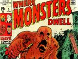 Where Monsters Dwell Vol 1 5
