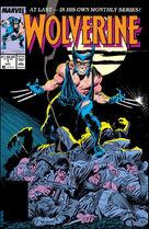 Wolverine Vol 2 1