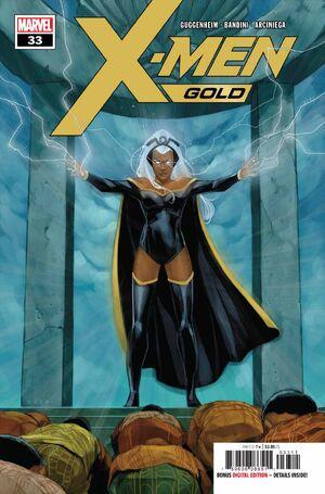 X-Men Gold Vol 2 33