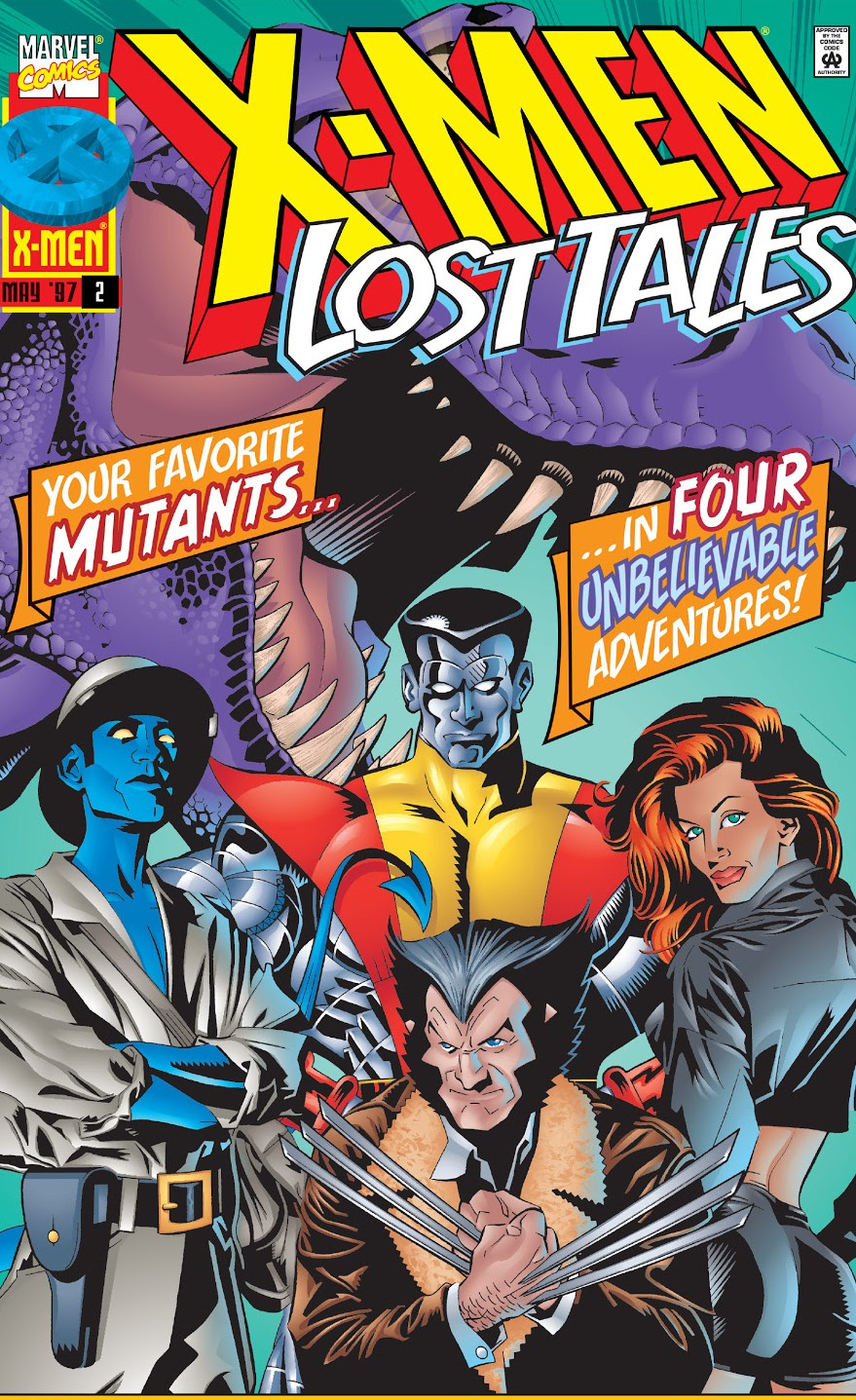 X-Men Lost Tales Vol 1 2