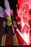 X-Men Pixie Strikes Back Vol 1 4 Textless